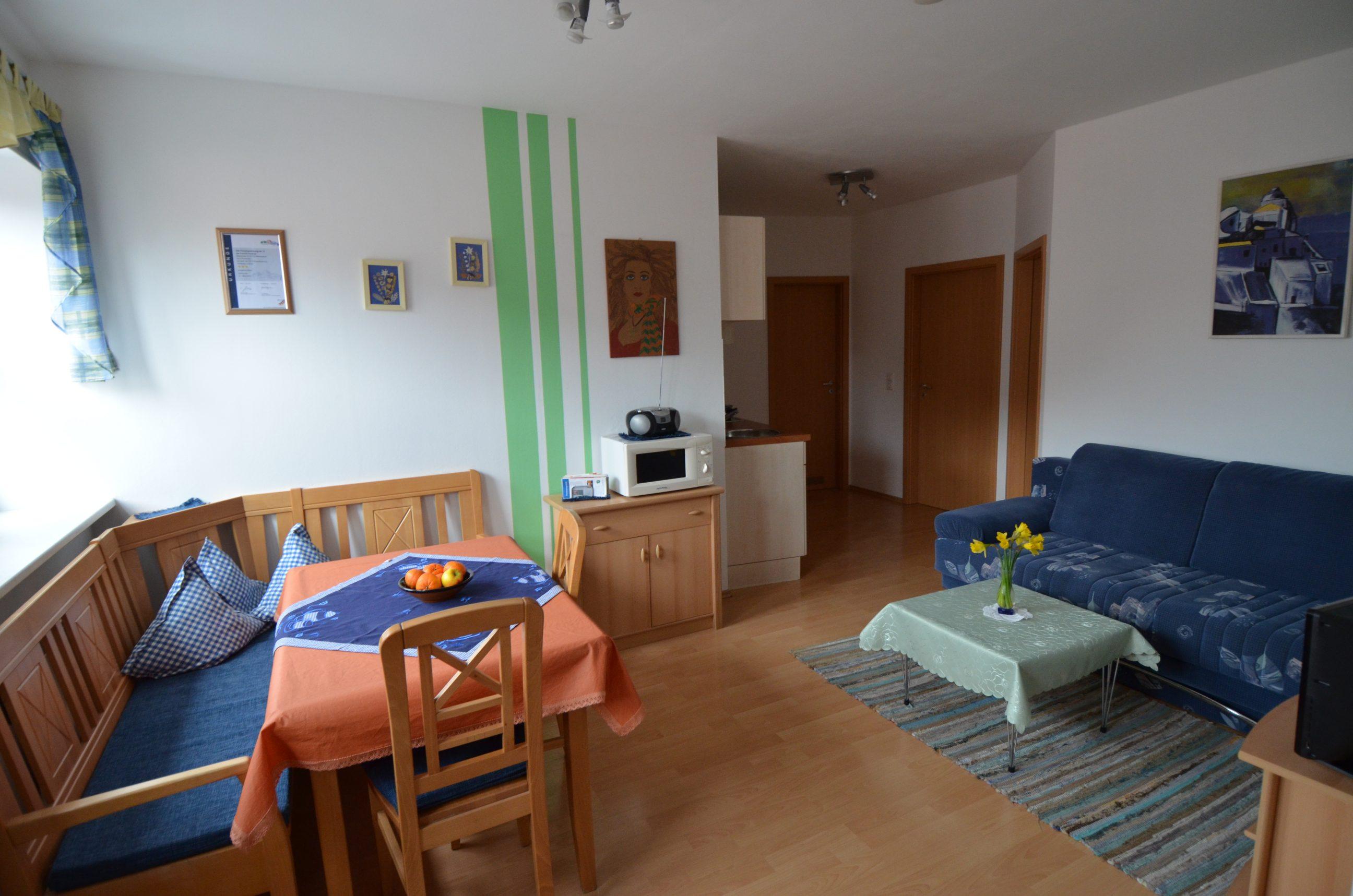 Wohnraum Ferienwohnung 5