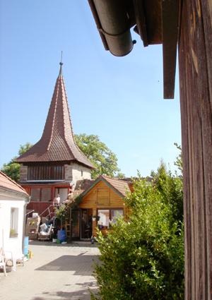 Stadtmauerturm von Merkendorf
