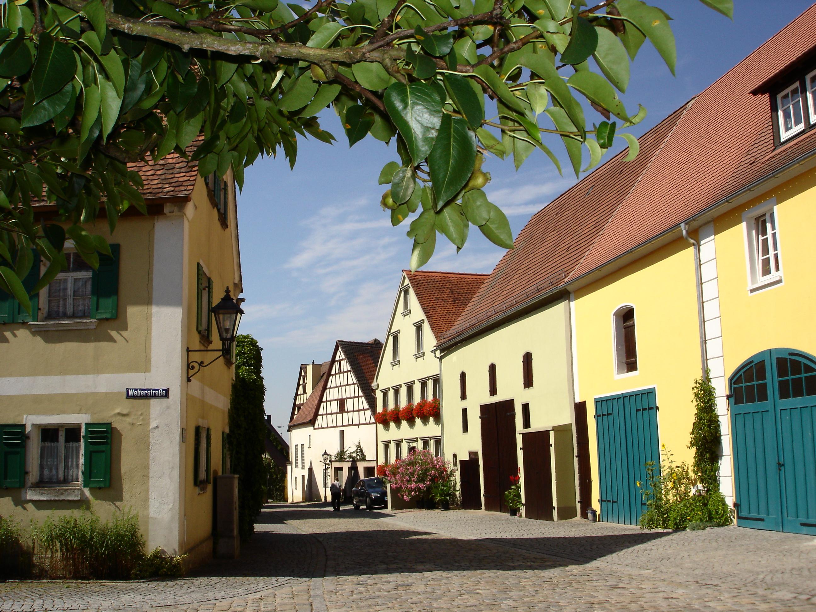 Brauhausstrasse von Merkendorf
