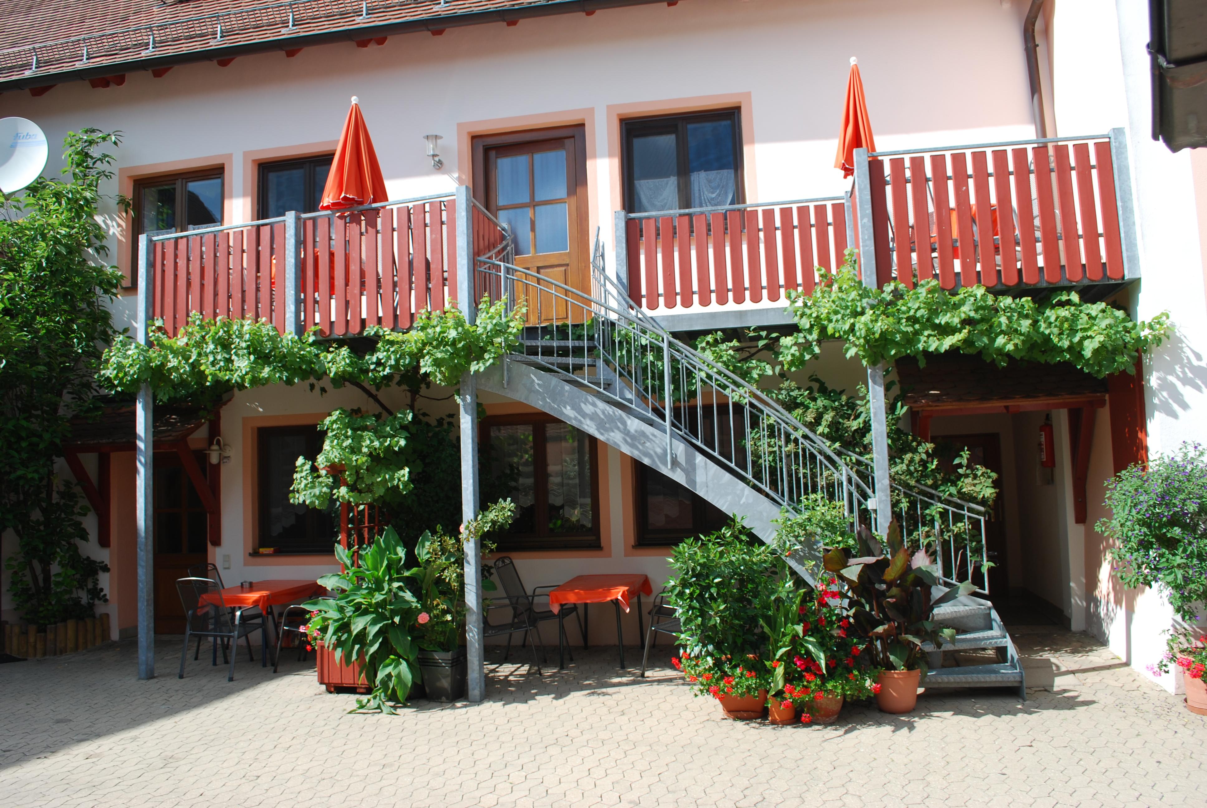 Ansicht Ferienhaus Teubner