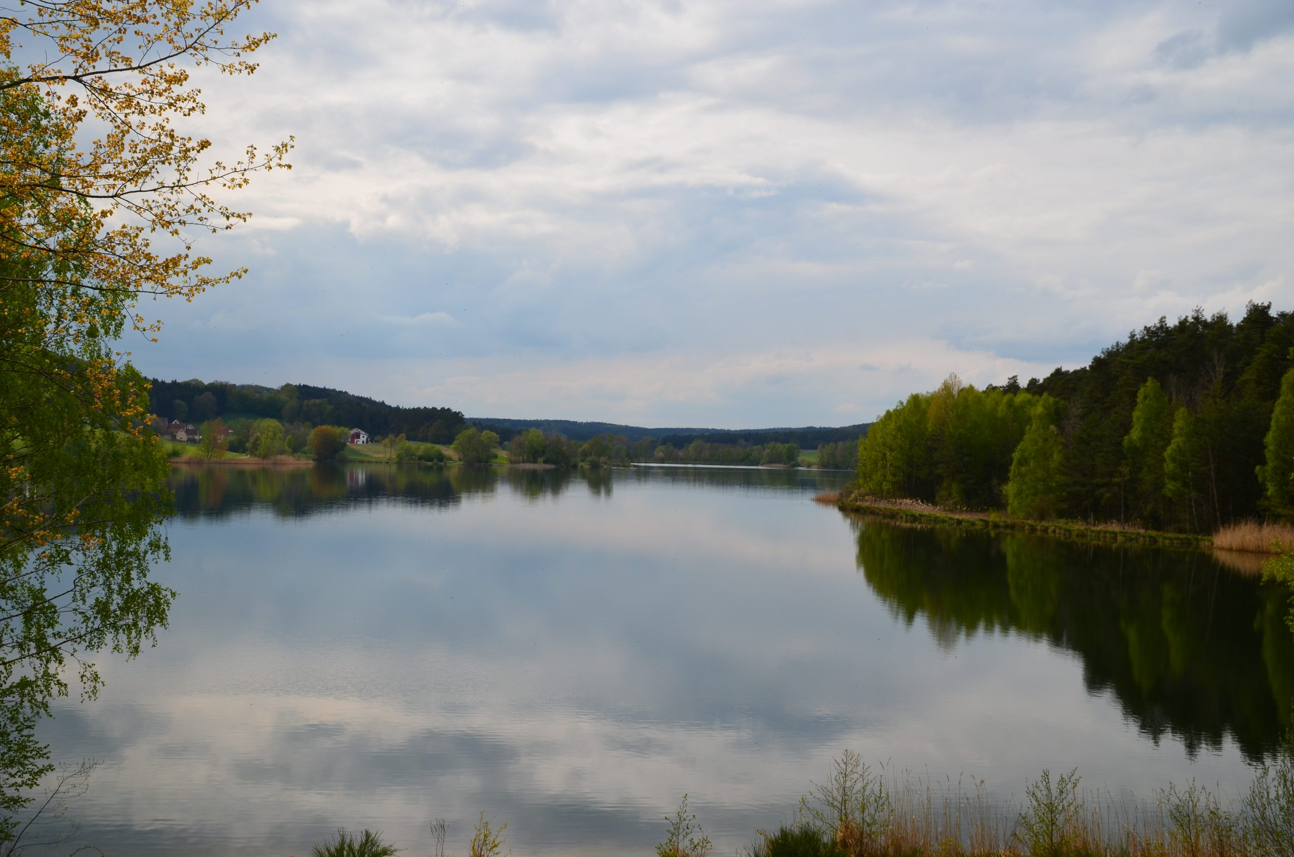 Igelsbachsee-Brombachsee