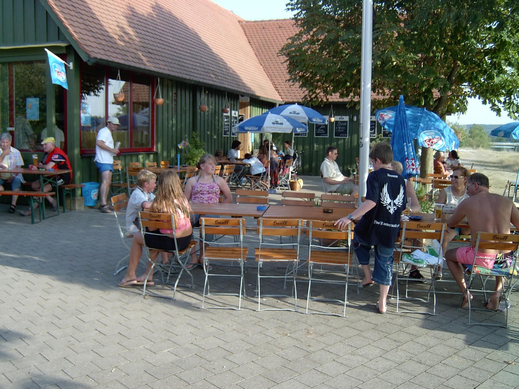 Kiosk am Altmühlüberleiter